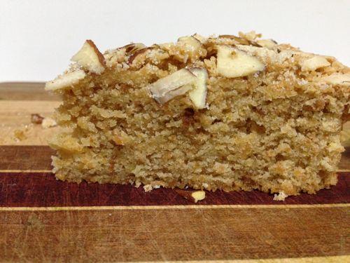 VEGGIE OIL ALMOND CAKE