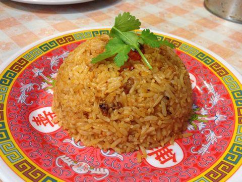Bun-Ker tomato fried rice
