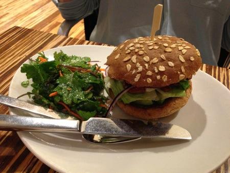 Lyfe burger