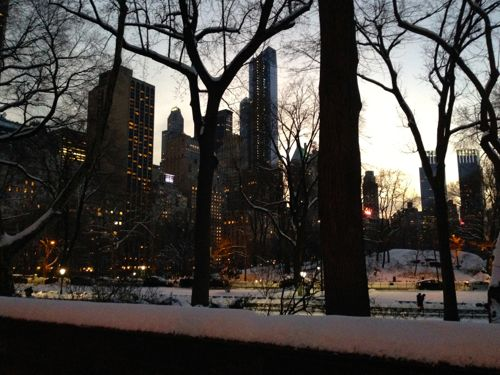 fifth ave snow