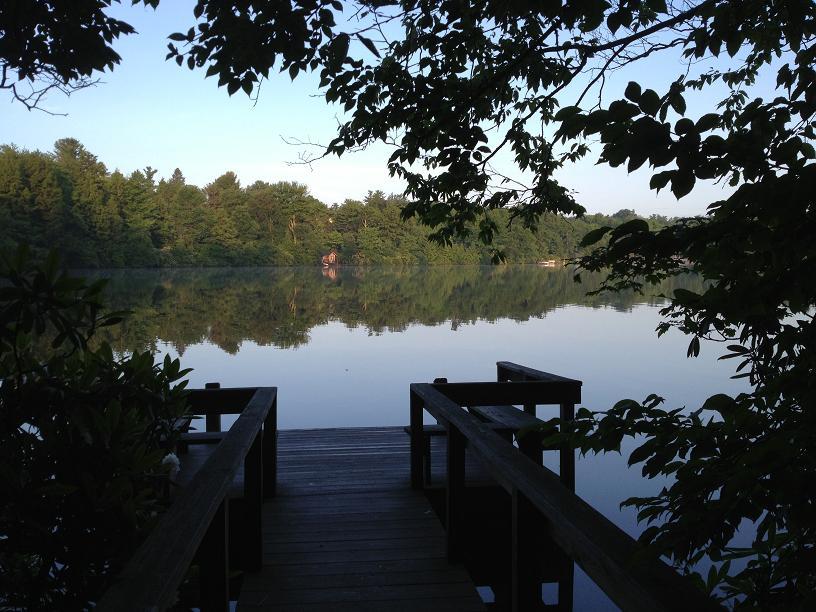 Eagles Mere Lake 1