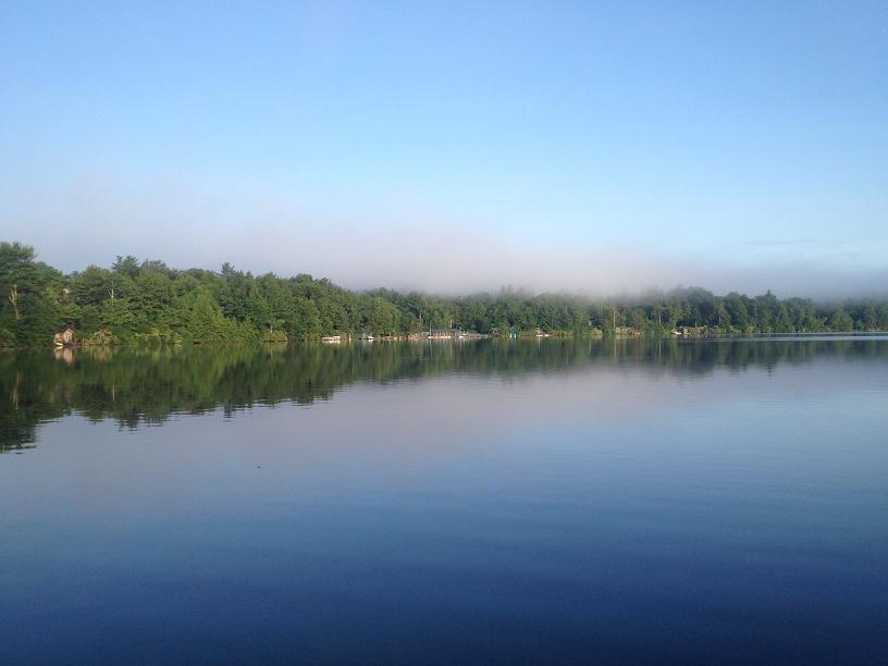 Eagles Mere Lake 2