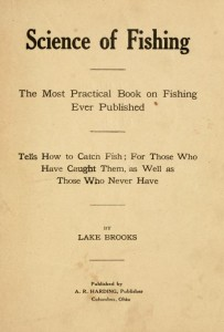 The Science of Fishing