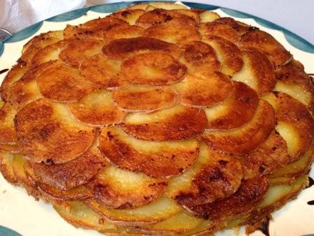 Parmesan Pommes Anna