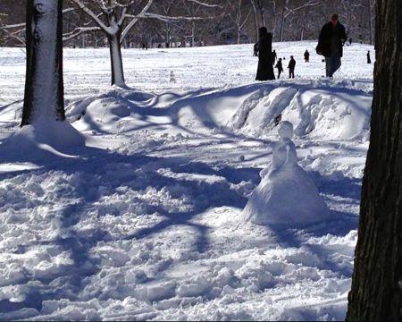 snow lady centralpark2